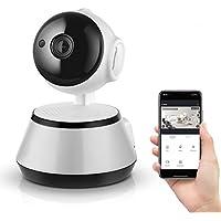 BRIHOME 355° Dome Wireless IP Smart Camera, 720P Wi-Fi...
