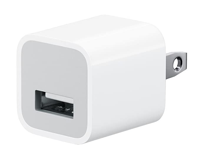 69f4bb627a2 Image Unavailable. Image not available for. Colour  Apple 5W USB Power  Adapter ...
