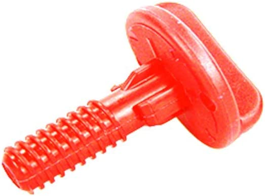 Lascal Screw 3.8 for Width Adjustment Red for Buggy Board Maxi Buggy Board Mini Buggy Board Basic