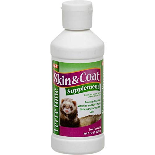(Ferretone Skin and Coat Ferret Food Supplement)