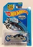 Hot Wheels Max Steel Motorcycle (Black) (85/250)