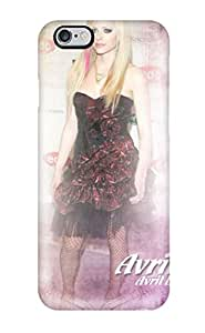 FDXaIUj1948FuzNk Snap On Case Cover Skin For Iphone 6 Plus(avril Lavigne Music People Music)