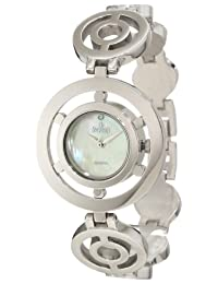 Swistar Women's 202-151L Swiss Quartz Stainless Steel Dress Watch