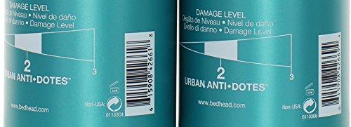 TIGI Bed Head Urban Anti-dote Recovery Shampoo & Conditioner Duo Damage Level 2 (25.36oz) by TIGI (Image #3)