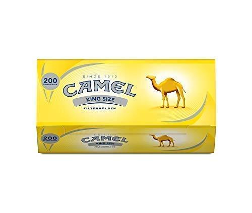 1000 (5x200) Camello (Vainas, Manguitos filtro, Tubos de cigarril