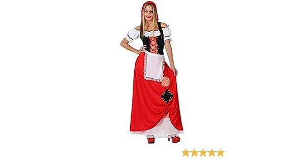 Atosa-17248 Atosa-17248-Disfraz Pastora mujer adulto-talla M-L ...