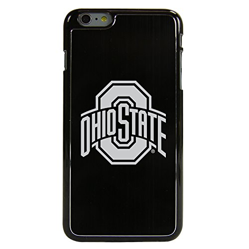 Ohio State Buckeyes Guard Dog Aluminum Case for iPhone 6 Plus / 6s Plus with Guard Glass Screen Protector (Cell State Case Phone)