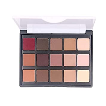 Beauty & Health Popfeel High Pigment Matte Eyeshadow Eyes Makeup Pallete Shimmer Eye Shadow Palette Glitter Waterproof Lasting Makeup Easywear Beauty Essentials