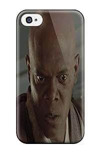DanRobertse Iphone 4/4s Hybrid Tpu Case Cover Silicon Bumper Star Wars Tv Show Entertainment