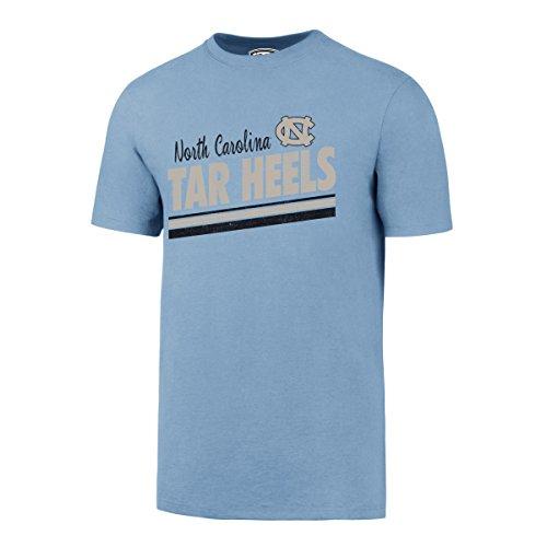 - OTS NCAA North Carolina Tar Heels Men's Rival Tee, Large, Carolina