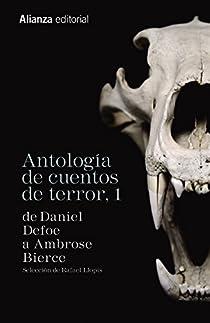 Antología de cuentos de terror, 1 par Varios autores
