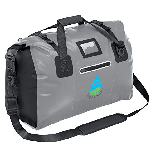Såk Gear DuffelSak Waterproof Duffel Bag | 60L Gray
