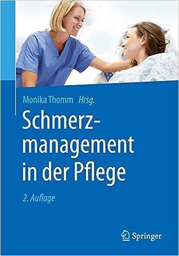 Book Schmerzmanagement in der Pflege
