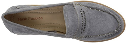 Loafers Women's Puppies US Smoke Grey Aubree Chardon Hush nOgPx5qan