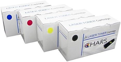5pk Q6471A Q6472A Q6473A Q6470A Reman Toner Cartridge For HP Color Laserjet 3600