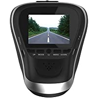 Black Box B60 Dash Camera - Full HD 1080P Covert Mini Video Car DVR - 170° Super Wide Angle 6G Lens with G-Sensor, WDR Night Vision, Motion Detection (64GB Capacity)