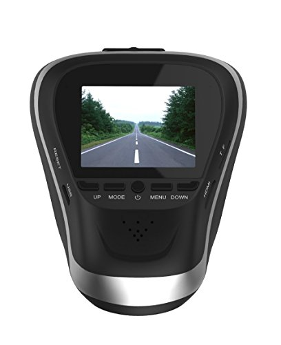 Black Box B60 Dash Camera – Full HD 1080P Covert Mini Video Car DVR – 170° Super Wide Angle 6G Lens with G-Sensor, WDR Night Vision, Motion Detection (64GB Capacity)