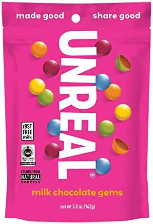 Chocolate Candies: UNREAL Chocolate Gems