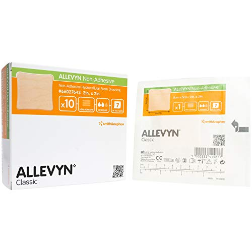 Smith & Nephew Foam Dressing Allevyn 2 X 2