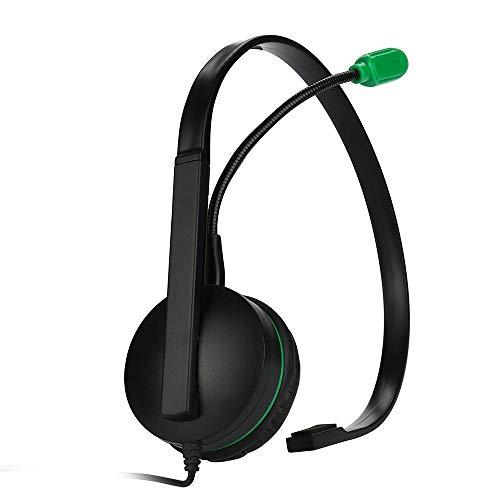 Consumer Electronics Earphones & Headphones Wired Headset Headphone Earphone Microphone for Sony Playstation 4 PS4 Game Black