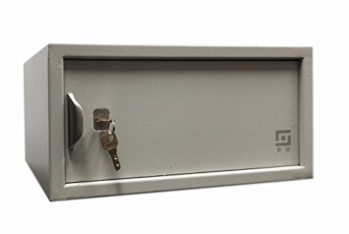 Handgun Pistol Safe Ammo Cabinet with high security key lock, 1 Cubic Ft',