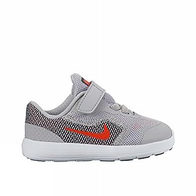 7bb69786f69ea9 NIKE Revolution 3 TDV 819415 006 Kids Moda  Amazon.co.uk  Shoes   Bags