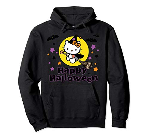 Hello Kitty Happy Halloween Hoodie