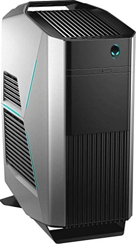 Alienware - Aurora R8 Desktop - Intel Core i7-16GB Memory - NVIDIA GeForce RTX 2080-1TB Hard Drive + 256GB Solid State Drive - Epic Silver (Renewed)