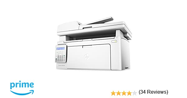 HP Laserjet Pro M130fn - Impresora multifunción (sin WiFi, con Fax) Color Blanco