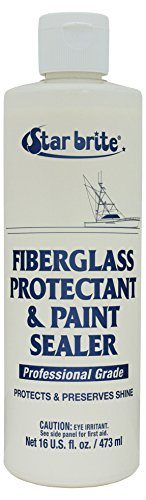 Big Rock Sports Star Brite Fiberglass Protectant & Paint Sealer – Protective Coating -16 oz (97416)