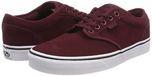 white suede U0w Port Rouge Homme Vans Basses Suede Sneakers Atwood Royale xPzPHqfw4n
