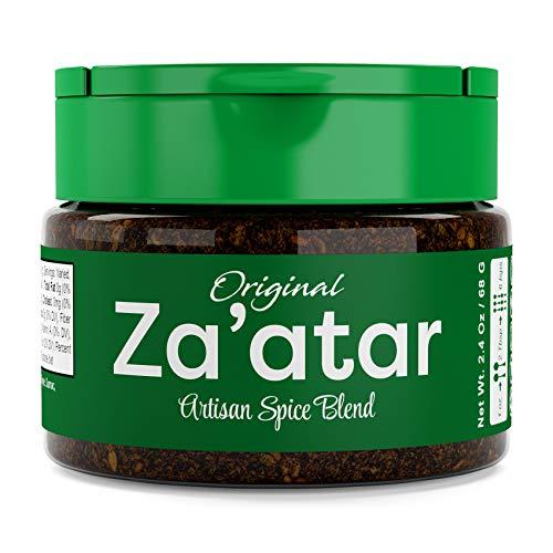 USimplySeason Original Zaatar Spice Mediterranean Seasoning, salt-free, 2.4 oz