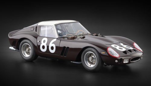 CMC-Classic Model Cars Ferrari 250 GTO 1962 Farga Florio Limited Edition Vehicle (1:18 Scale)