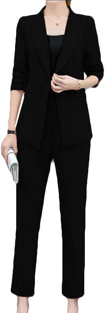 security Tailleur-Pantalon Femme Solid