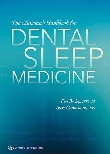 The Clinician's Handbook for Dental Sleep Medicine