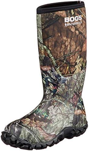 [ボグス] スノーブーツ ハンティングブーツ レインブーツ 長靴 メンズ 防寒 防水 60542 CLASSIC CAMO