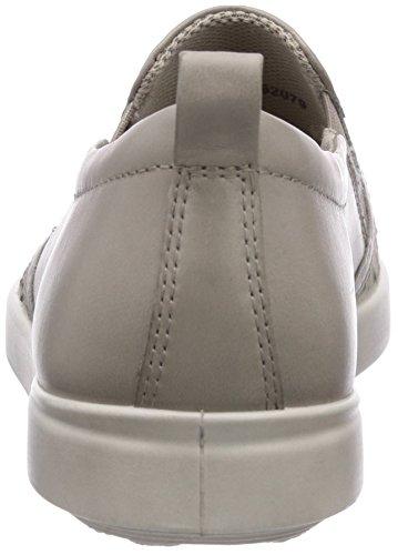 Ecco Aimee Black/Black Clodine/Feather Damen Sneakers Beige (MoonRock/Moon Rock Clodine/Firefl55294)