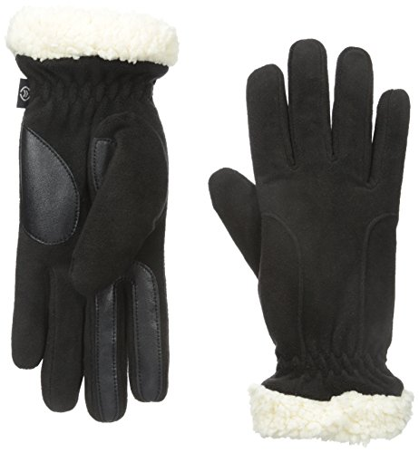 isotoner-womens-stretch-fleece-sherpasoft-gloves-black-one-size