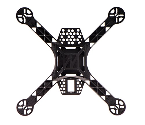 QWinOut Mini KK 260 RC Quadcopter 4-Axis Aircraft Frame Kit FPV Unassembled Integrated Frame Kit