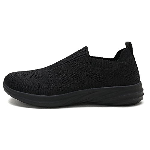 DREAM Shoes W PAIRS Sneakers Women's BLACK ALL Comfort Running 171114 WnWUSaB