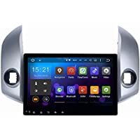 SYGAV 10.2 Inch Android 5.1.1 Lollipop Car Stereo Radio GPS Sat Nav Head Unit for Toyota RAV4 2007-2012