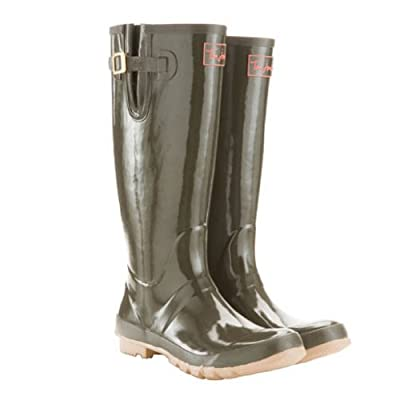 Joules Gloss Wellington Boots