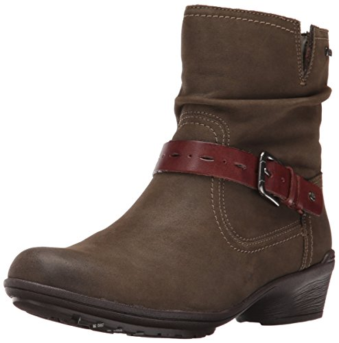 Riley Spruce Boot Women's Waterproof Raven Rockport 8w6gqRw
