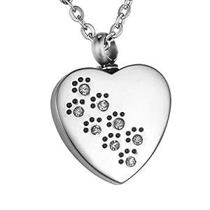 amazon valyria memorial diamond pet paws on heart urn pendant 2008 Liberty Silver Dollar share facebook twitter pinterest