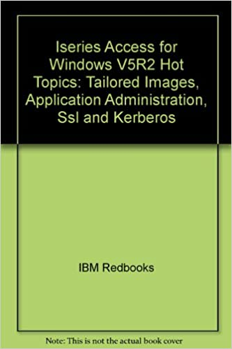 Iseries Access for Windows V5R2 Hot Topics: Tailored Images