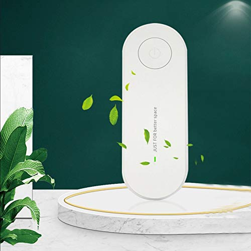 Mini Air Purifier,Smoke Air Purifiers for Home Low Noise Portable Plug in Air Purifiers, Suitable for Bedroom Kitchen Office House Hotel Remove Toilet Pet Smell