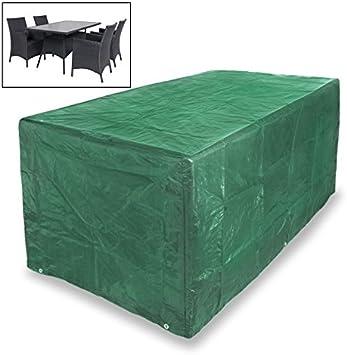 ECD Germany 70 H x 200 B x 160 T cm Funda para mesa y sillas ...