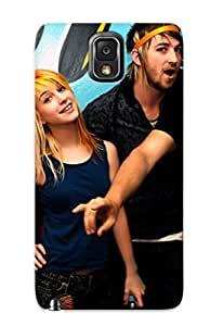 Catenaryoi High-quality Durability Case For Galaxy Note 3(paramore)