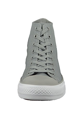 Chucks Brown Converse 1J793 All White HI Dolphin Chuck Taylor Grey Charcoal Star HZ5qwp