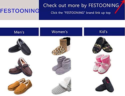 22f9a67fd032 Men s Wool Micro Suede Moccasin Slippers Memory Foam Indoor Outdoor House  Shoes